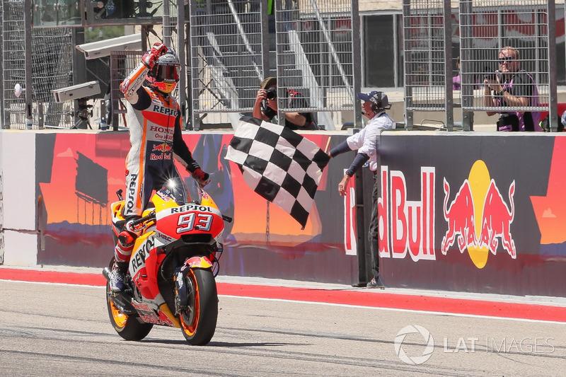 #3 GP des Amériques - Victoire : Marc Márquez