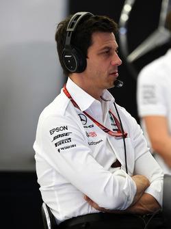 Toto Wolff, Mercedes AMG F1 Direktörü