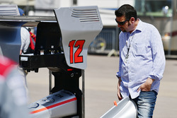 David Malsher, Motorsport.com journalist