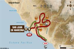 Stage 4: San Juan de Marcona - San Juan de Marcona