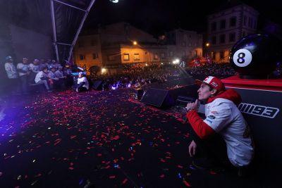Les frères Márquez fêtent leurs titres à Cervera