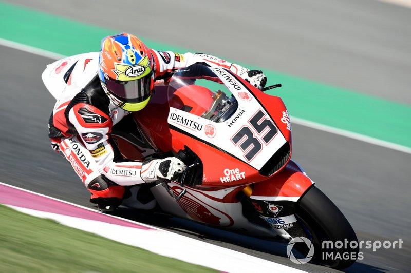 Somkiat Chantra, Honda Team Asia