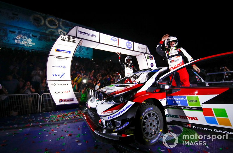 Kris Meeke, Sebastian Marshall, Toyota Gazoo Racing