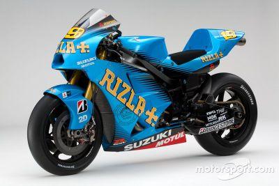 Presentazione Suzuki MotoGP 2011