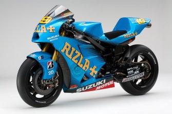 Suzuki MotoGP 2011 bike detail