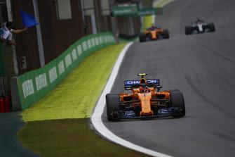 Stoffel Vandoorne, McLaren MCL33]