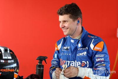Matt Stone Racing December testing