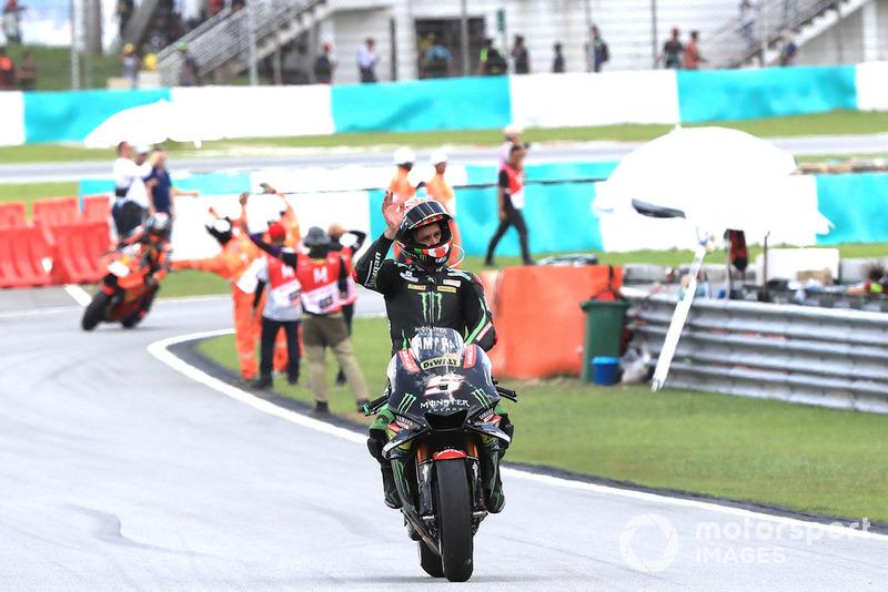 Третє місце Жоанн Зарко, Monster Yamaha Tech 3