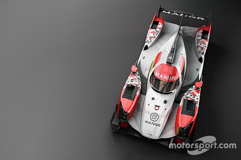 Manor Racing ORECA 05