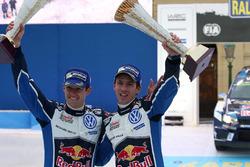 Победители - Себастьен Ожье и Жюльен Инграссиа, Volkswagen Motorsport