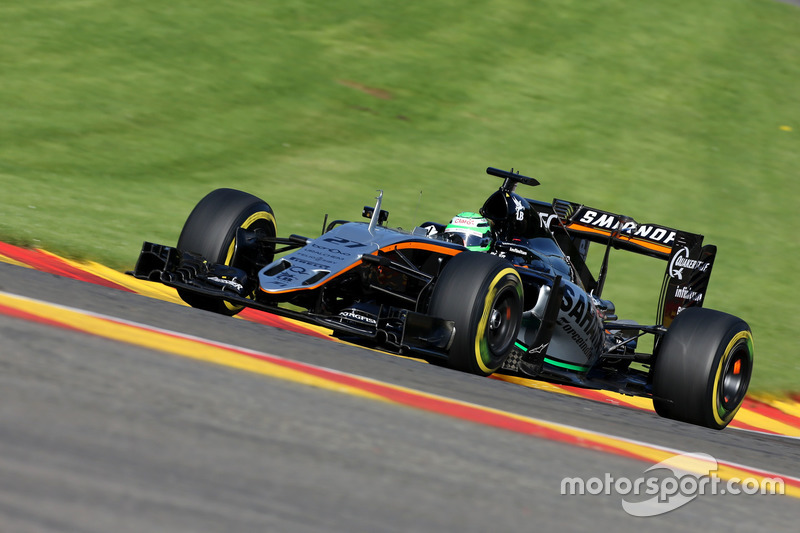 7. Nico Hülkenberg, Sahara Force India F1 VJM09