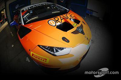 Annuncio accordo Orange1 Racing-Team Lazarus