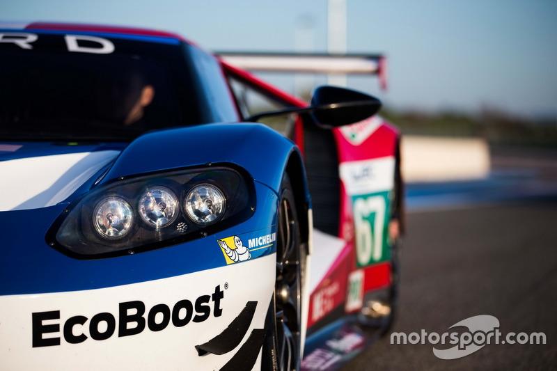Detail, #67 Ford Chip Ganassi Racing Team UK, Ford GT: Marino Franchitti, Andy Priaulx, Harry Tincknell