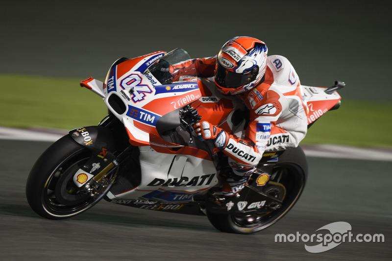Andrea Dovizioso (Ducati), 2. Platz