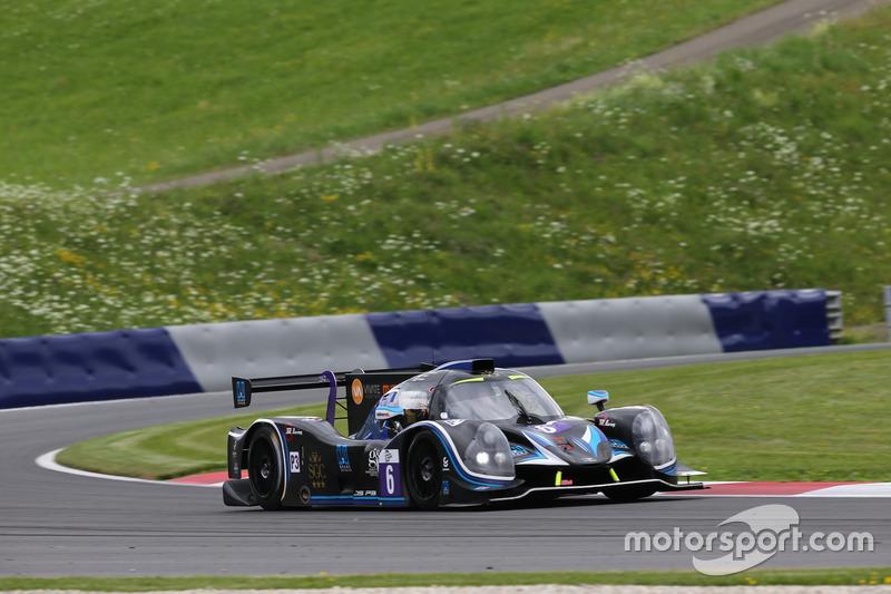 #6 360 Racing Ligier JSP3 - Nissan: Terrence Woodward, Ross Kaiser, James Swift