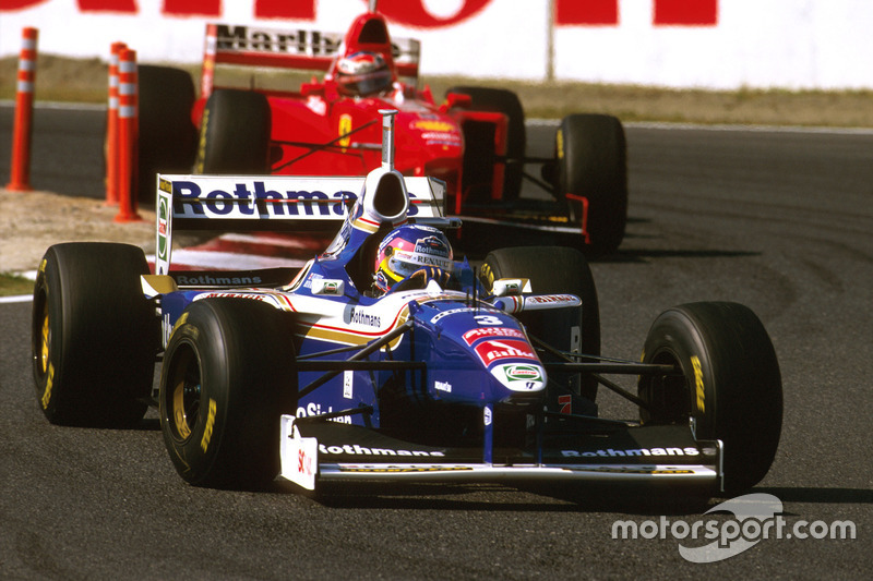 Жак Вильнёв, Williams FW19 Renault