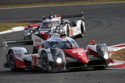 #5 Toyota Racing Toyota TS050 Hybrid: Себастьян Буемі, Ентоні Девідсон, Казукі Накадзіма