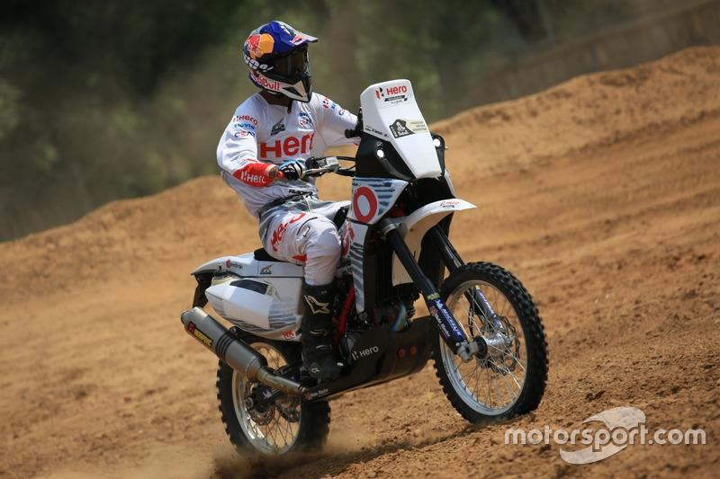 CS Santosh, Hero MotoSports