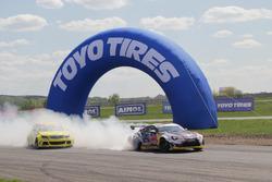 Гукасян Вильям, Mersedes Benz W204 и Шиков Никита, Toyota GT86