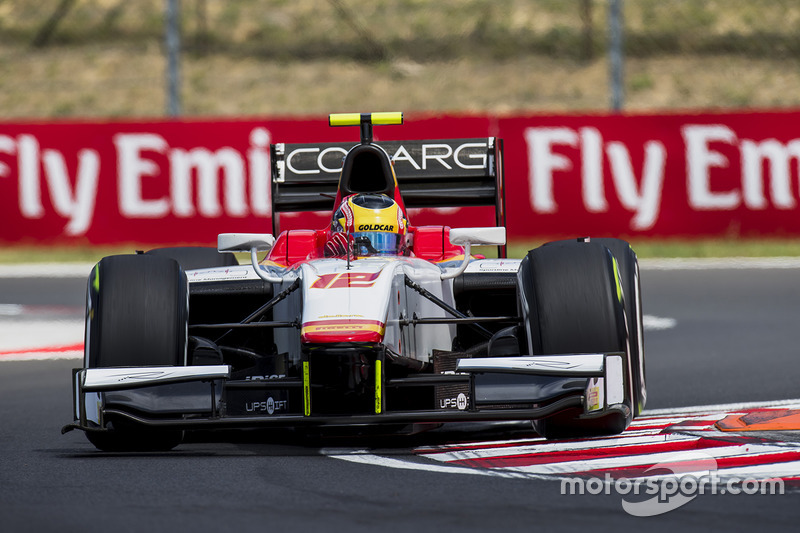 Robert Visoiu, Campos Racing