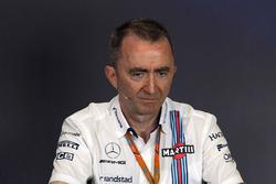 Paddy Lowe, directeur technique de Williams
