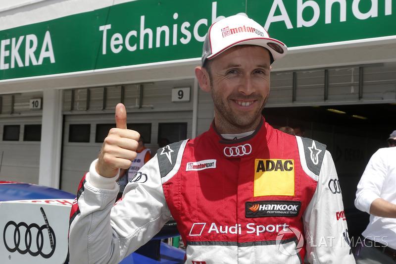 Володар поулу Рене Раст, Audi Sport Team Rosberg, Audi RS 5 DTM