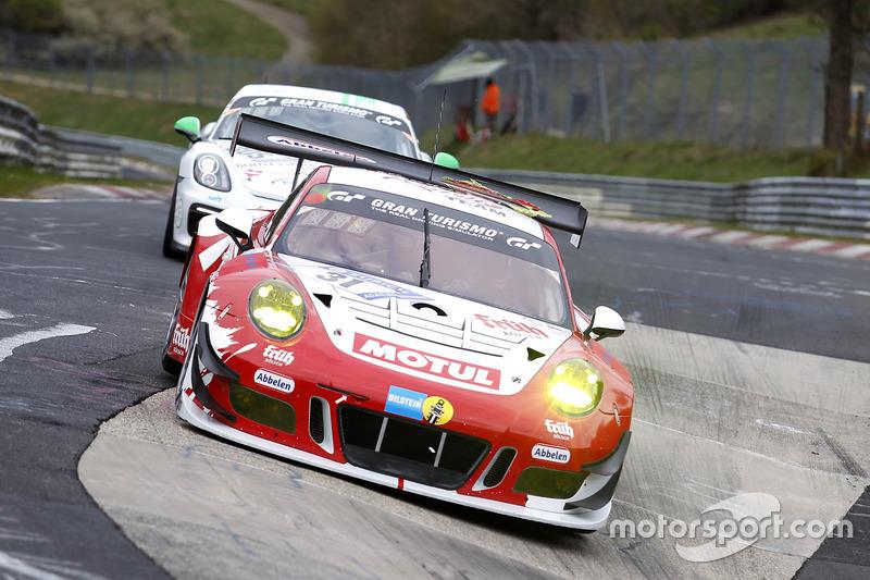 7. #31 Frikadelli Racing Team, Porsche 991 GT3-R