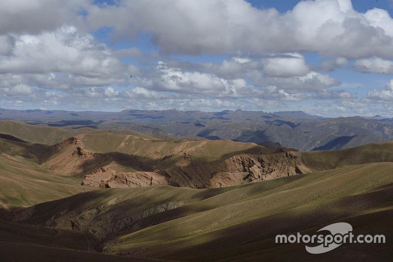 Les paysages de Bolivie