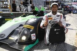Il vincitore della pole PC Gustavo Yacaman, BAR1 Motorsports