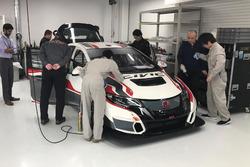 Modulo Racing Project参戦体制発表