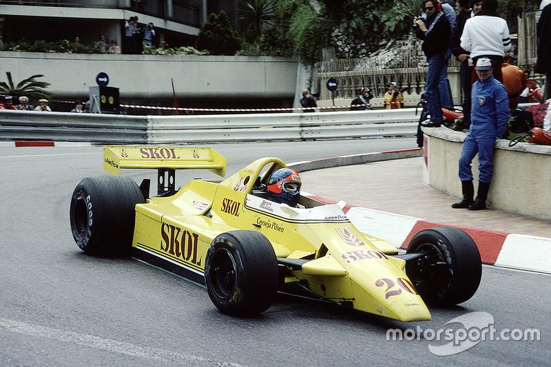 Емерсон Фіттіпальді, Fittipaldi F7 Ford