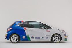 Peugeot 208 R2 di Marco Pollara e Giuseppe Princiotto