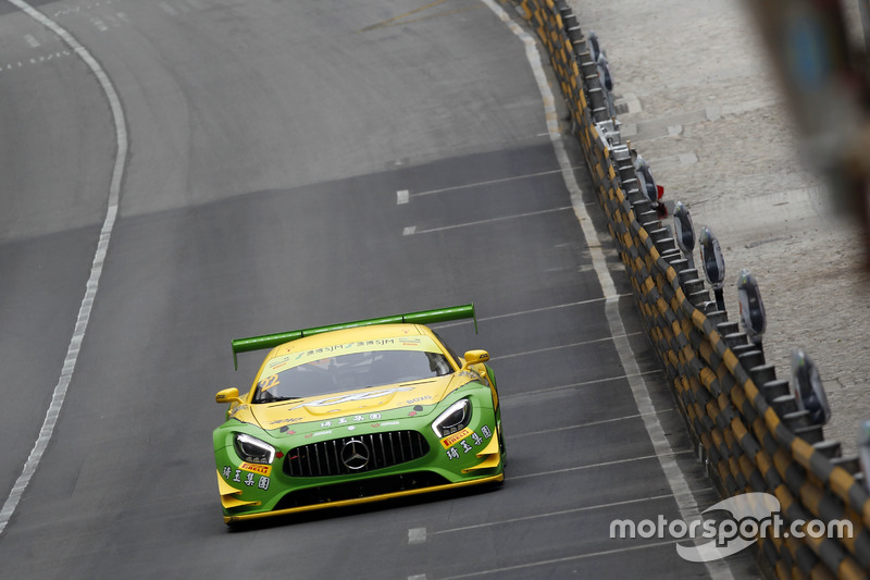 15. Kuo Hsin Kuo, D2 Racing Team, Mercedes Benz AMG GT3