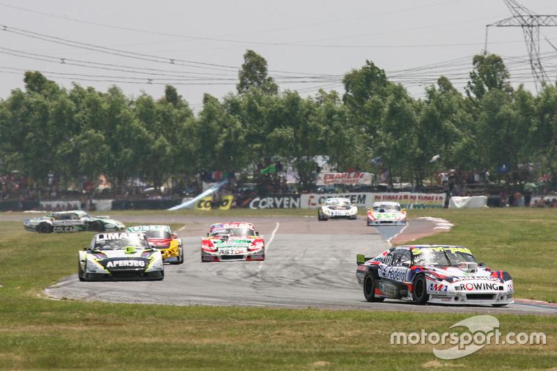 Diego De Carlo, JC Competicion Chevrolet, Esteban Gini, AA Racing Torino, Juan Pablo Gianini, JPG Racing Ford