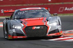 #5 Belgian Audi Club Team WRT Audi R8 LMS: Марсель Фесслер, Дріс Вантор