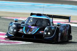 #6 360 Racing, Ligier JS P3 - Nissan: Terrence Woodward, Ross Kaiser, Anthony Wells