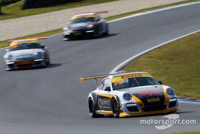Porsche GT3 Cup Avustralya: Phillip Island