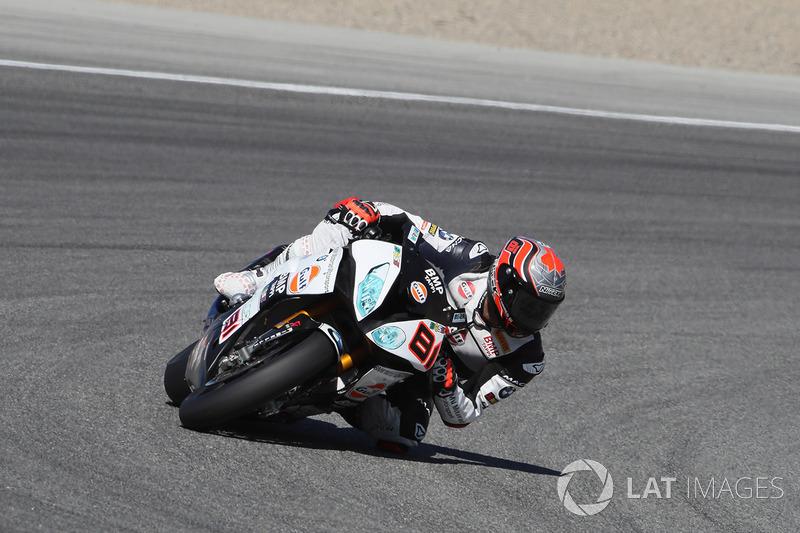 Жорді Торрес, Althea Racing