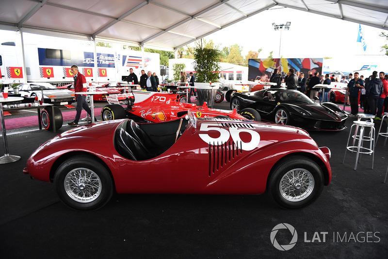 Виставка до 70-річчя Ferrari