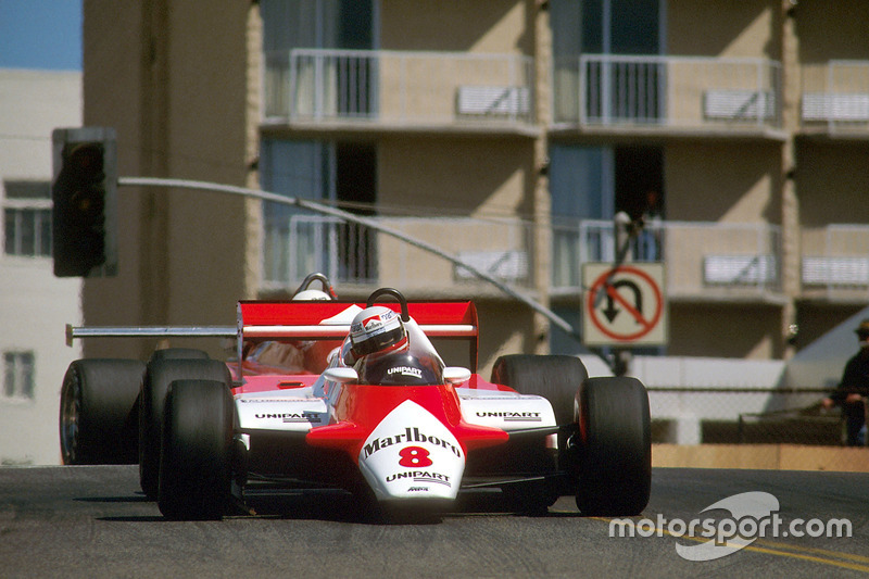 Niki Lauda, McLaren MP4B Ford