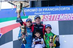 1. Denny Zardo, Alex Caffi Motorsports, 2. Thomas Ferrando, Knauf Racing, 3. Ulysse Delsaux, RDV Competition