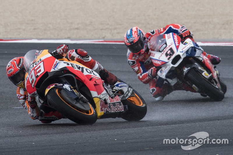 5. Gran Premio de San Marino 2017: Marc Marquez, Repsol Honda Team