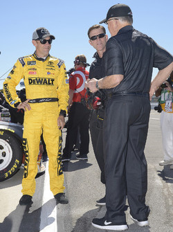 Matt Kenseth, Joe Gibbs Racing Toyota, Jason Ratcliff, Joe Gibbs