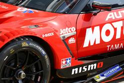 #23 Nismo Nissan GT-R Nismo GT3 detail