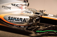 The Sahara Force India F1 VJM10 detail
