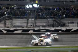 Kaz Grala, GMS Racing Chevrolet beats Austin Wayne Self, Toyota to the checkered flag