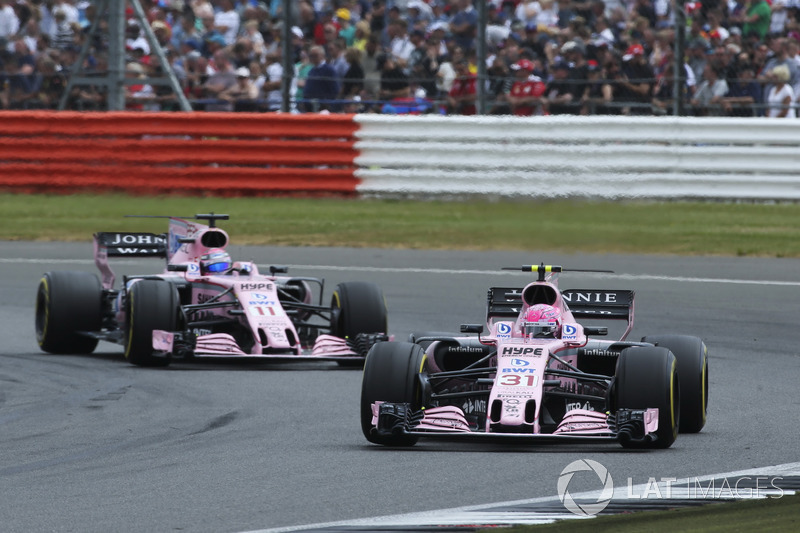 4: Force India