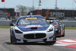 #93 Maserati GranTurismo: Чарльз Еспенлоб