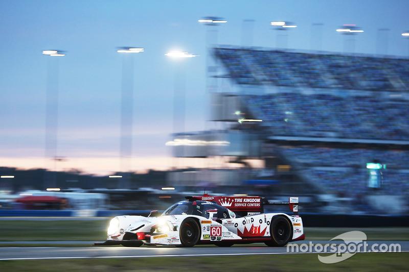 #60 Michael Shank Racing (P)