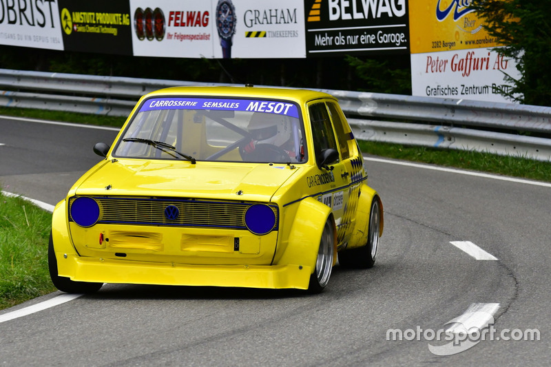 Olivier Jeanneret, VW Golf 1600, ACS